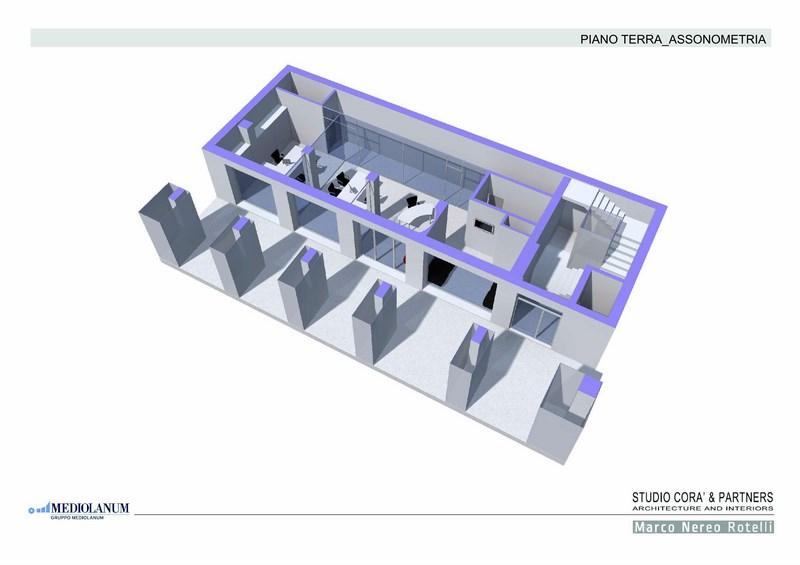 Direzionale padova studio cor partners architetto for Cora 11 novembre