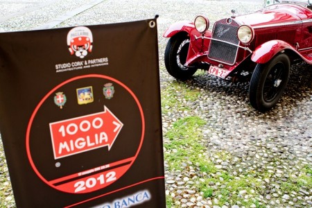 1000 Miglia 2012 - Studio Corà & Partners