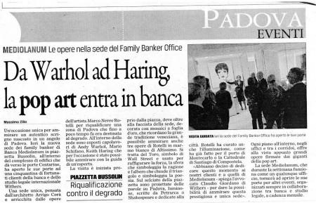 Gazzettino - Studio Corà & Partners