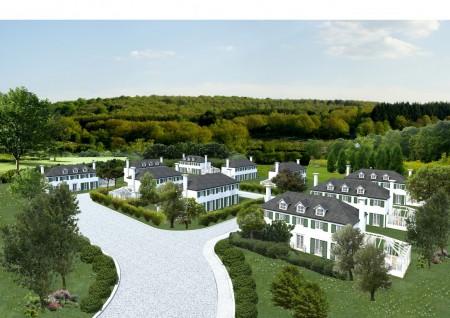 Progetto di unità residenziali a Creazzo (VI) - Studio Corà & Partners