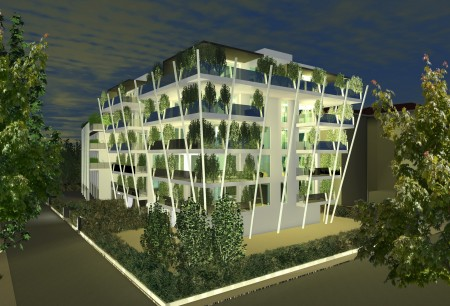 GREEN HOUSE VIA MASSARIA