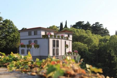 Studio di fattibilità Villa a Monte Berico a Vicenza
