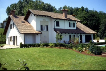 Villa ad Altavilla (VI) - Studio Corà & Partners